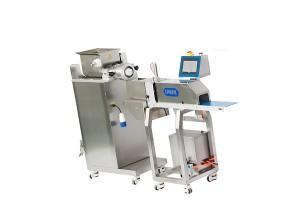 Small protein bar machine