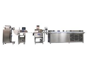 PAPA machine Protein bar production line