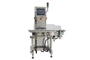 Automatic protein bar weight checker machine