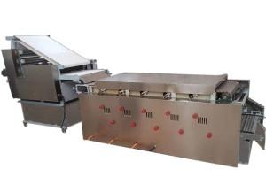 Full auto line Delicious flat bread Burrito Making Machine In Mexico