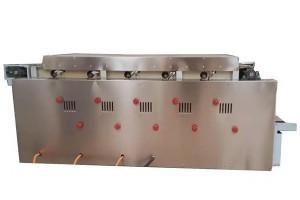 Smal cost and energy saving gas oven Sheermal maker machine