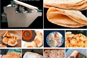Easy operation Tortilla making machine
