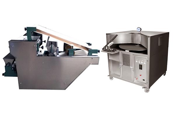 Automatic bread maker machine line tortilla machine india Featured Image