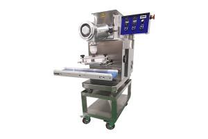 8 Year Exporter Adhesive Cutting Machine - Table type automatic encrusting machine – Papa