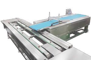 Full Automatic Tray Arranging Machine Horizontal panning machine