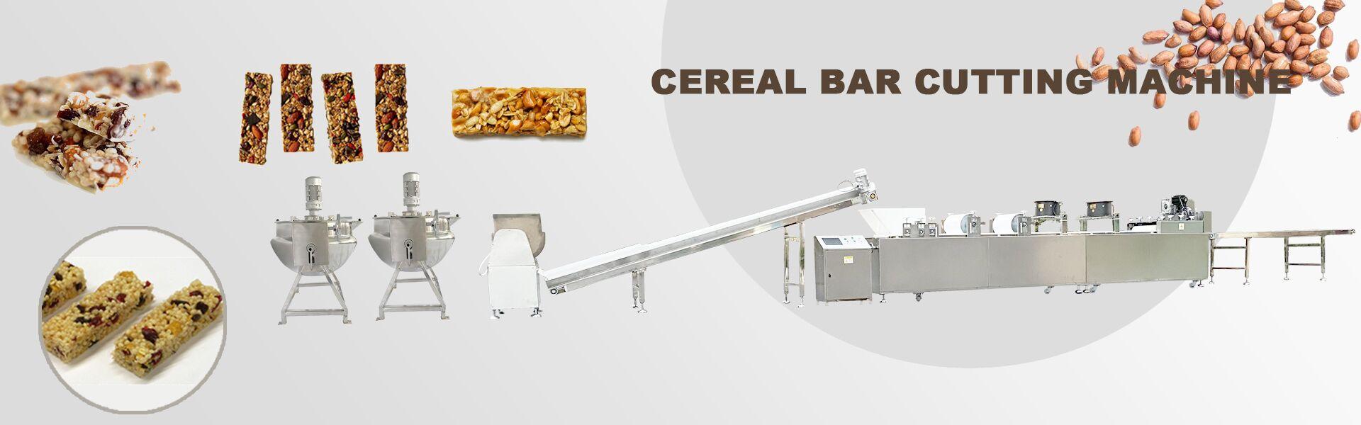 Cereal bar Banner