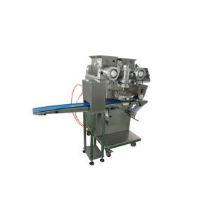 Manufactur standard Biscuit Traying Machine - Automatic Fig Bar Making Machine – Papa