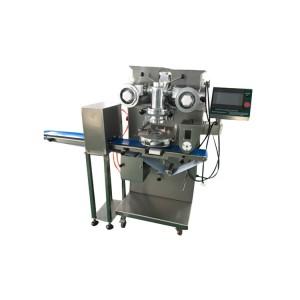 OEM China Bar Moulding Machine - Full Automatic Fig Newton Making Machine – Papa