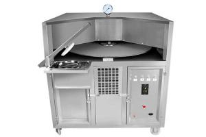 Discount Price Small Coxinha Machine - Arabic Bread / Pita/ Pie/ Pizza Rotary Baking Rotary Oven – Papa