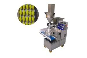 Fully automatic kibbeh encrusting making machine
